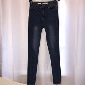 ENCORÉ JEANS- SKINNY JEANS/ LIGHT WASH